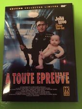 Hard Boiled - John Woo Chow Yun-Fat - HK Video France  DVD A Toute Epreuve
