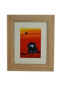 Tawny Frogmouth Framed Print, Australian Birds
