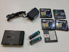 Sony Md Walkman MiniDisc Player Mz-E2 Working Perfect