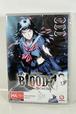 Blood-C: The Last Dark (Movie) - Region4 DVD - BRAND NEW