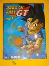 *3 DVD* DRAGONBALL GT Part:1 - Episoden 1 - 25