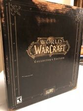 World of Warcraft Collector's Edition Vanilla 2004
