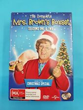 Mrs. Brown's Boxset : Series 1-2 and Christmas Special (DVD, 2012, 5-Disc Set)