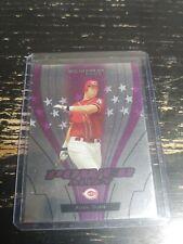 Adam Dunn Power Alley Cincinnati Reds 2005 Donruss Purple / 250