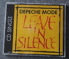 Depeche Mode, leave in silence, Maxi CD France