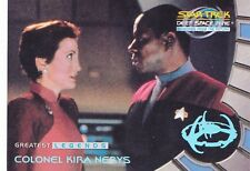 1999 Star Trek DS9 Memories from the Future Greatest Legends #L2 Col. Kira Nerys