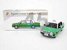 TINY Hong Kong #45 Toyota Crown Comfort Taxi New Territories Diecast Model Car