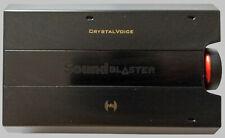 CREATIVE SOUND BLASTER E5 DAC/AMP USB ESTERNO PER CUFFIE AMPLIFICATORE