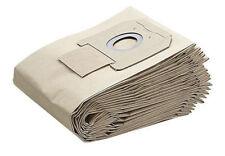 Sacchetto sacchetti filtro ricambio KARCHER aspiratore NT14/1 6.904.406 10 pezzi