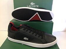 LACOSTE Ventron MEN'S Scarpe da ginnastica sneakers, Nero, Taglia UK 10.5/EU 45