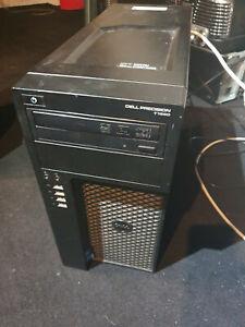 Station de travail PC DELL T1650 Xeon E3 1280 - 8GB