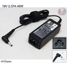 Toshiba Genuine Original 45W AC Adapter Charger Compatible 19V 1.58A 30W 4.0mm