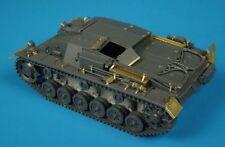 Hauler Models 1/48 German STURMGESCHUTZ III AUSF.B Photo Etch Detail Set