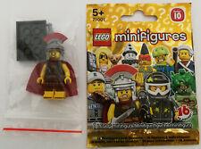 LEGO® Figur Minifiguren Serie 10 Römer/ Römischer Zenturio Neuware (71001 #3)