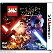 LEGO Star Wars: The Force Awakens 3DS NINTENDO JAPANESE  JAPANZON