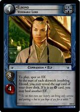 LOTR TCG Mount Doom Elrond, Venerable Lord 10R9