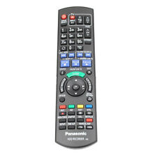 PANASONIC DMRHWT130EB-K Genuine 500 GB HD DVD Recorder Remote Control Handset