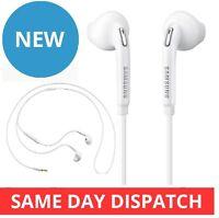100% GENUINE Earphones Headphones Hands-free Samsung Galaxy S6 S7 Edge Note 4/5