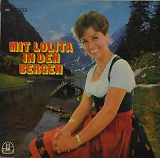 """LOLITA - MIT LOLITA IN DEN BERGEN - SIGNIERT 12"""" LP (T199)"""