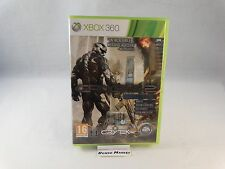CRYSIS 2 LIMITED EDITION MICROSOFT XBOX 360 PAL ITA ITALIANO COMPLETO COME NUOVO