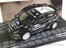 1/43 FORD FIESTA RS WRC LATVALA RALLY FRANCE 2011 IXO EAGLEMOSS DIECAST