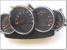Para Porsche 911 996 Speedo Anillos de calibre rodea Conjunto de 5 Aluminio Pulido