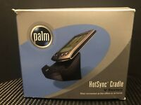 Palm Hotsync Cradle with Charger V Series Good Condition Fast Free Shipping