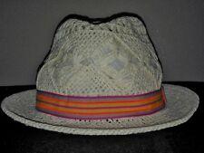 ALDO womens paper hat