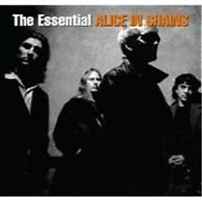 ALICE IN CHAINS ESSENTIAL 2 CD NEW