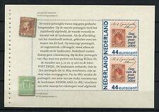 2009 Vel 2 uit prestigeboekje 27 2 maal 2682 Dag van de postzegel - Royalty