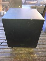 Vintage Nakamichi Subwoofer Speaker Model NK 5