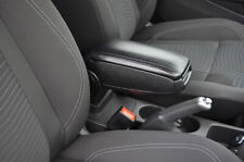 Centre Console Armrest Box Black To Fit Vauxhall / Opel Corsa D (2007-14)