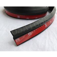 1x4Meter Z type 3M adhesive car rubber door sealing strip weatherstrip edge trim