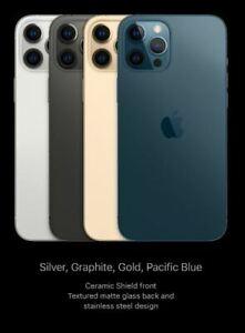 Apple Iphone XII Promax 256gb 2020 Agsbeagle