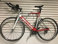 Cervelo P1 58cm Time Trial/Triathlon TT Bicycle - Shimano Ultegra