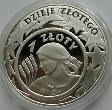 10 ZL ZLOTYCH POLAND POLEN 2004 History of the Polish Zloty