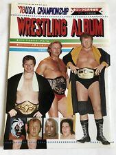 Wrestling Album 1978  Andre the Giant Harley Race Bob Mil Mascaras NWA WWF