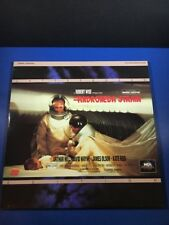 The Andromeda Strain Laserdisc- Letterboxed Edition LD 2 Disc Set