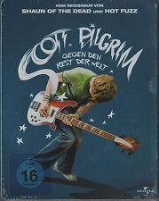 Scott Pilgrim gegen den Rest der Welt, Blu Ray Steelbook OUT OF PRINT, NEU & OVP