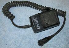 Vintage TURNER ROAD KING 76 Amplified CB/Ham Handheld Mic Microphone J0290