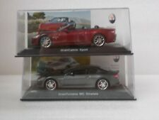 Maserati Grancabrio Sport en Bourgogne échelle 1-43 NEUF en cas