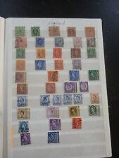 Gestempelte ungeprüfte Briefmarken aus Europa