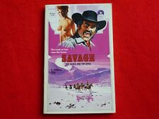 Savage #4, The Quick And The Dead By E. Jefferson Clay (1984) 1st