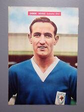 R&L Ex-Mag/Book Vintage Picture Alan Finney Sheffield Wednesday/Derek Hogg, Leic