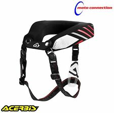 New 2017 Acerbis Kids/Youth Race Collar Neck Nut Brace 4-10yrs Motocross Quad