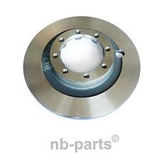 1x Brake Disc 16 9/16in Mercedes-Benz Mb-Trac 700 800 900 1000 1100 Unimog U90