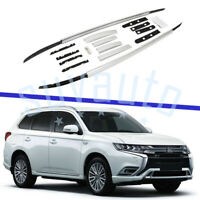 US Stock Roof Rack Rail for Outlander 2013-2021 Cargo Durable Aluminum Luggage