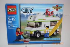 Lego 7639 -- City Camper - 5+,  165 pcs-Sealed-Retired - Great Set - NEW--NIB