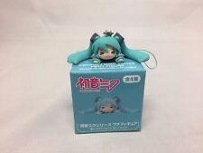 NEW Vocaloid Petit Figure Series Miku Hatsune Cell Charm SEGA1018015 US SELLER