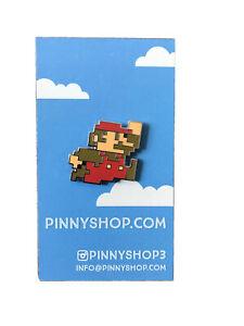 *** Pinny Penny Arcade PAX 2016 Mario World 1-1 Pin Super Mario ***